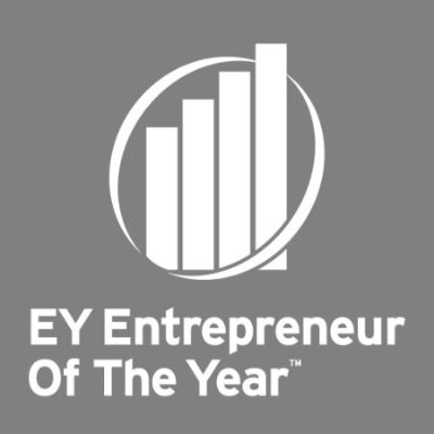 EY Entrepreneur of the Year award logo
