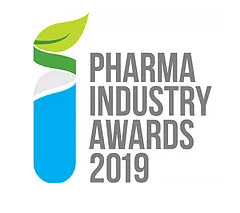 Pharma industry awards logo