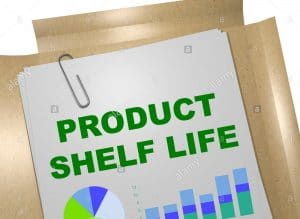 Food Shelf Life Report