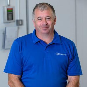 Derek Grubb - Warehouse & Logistics, Q1 Scientific