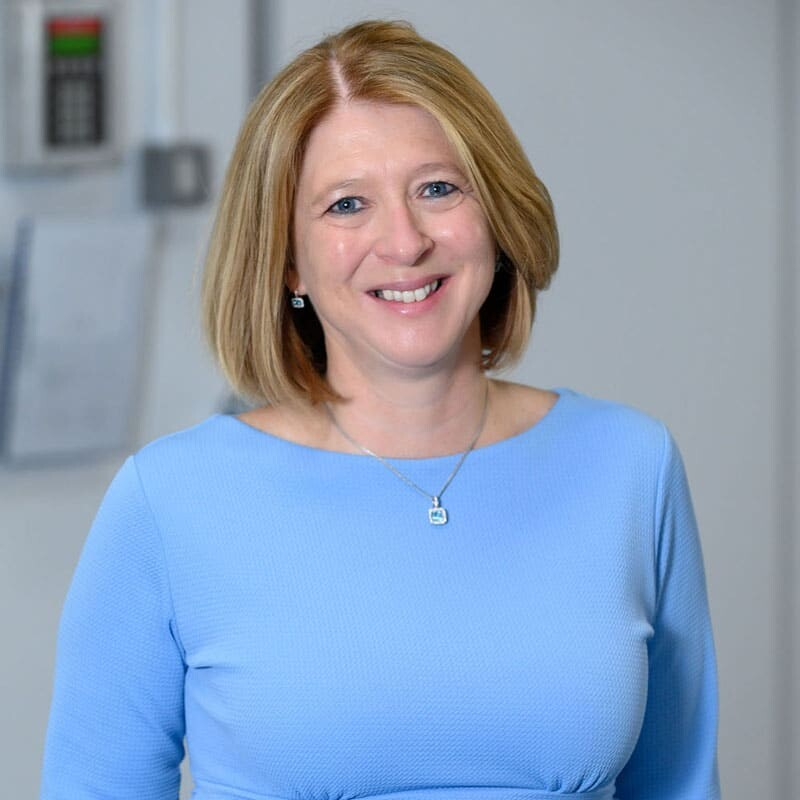 Louise Grubb, CEO, Q1 Scientific