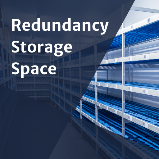 Redundancy Stability Storage Space at Q1 Scientific