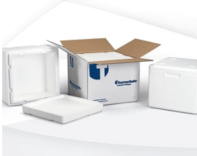 Image of thermosafe shipper
