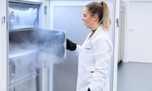 Cold chain logistics and vaccine storage
