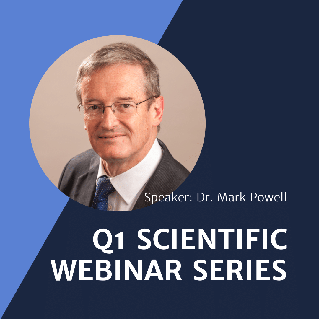 Q1 Scientific webinar series