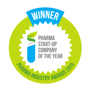 Pharma industry awards startup of the year