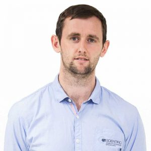 Stephen Delaney, Operations Manager - Q1 Scientific