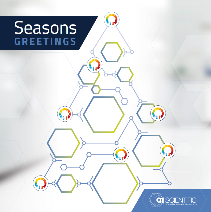 Season's greetings from Q1 Scientific