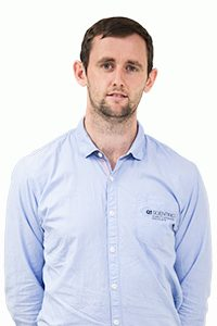 Stephen Delaney, Operations manager, Q1 Scientific Stability Storage Specialists